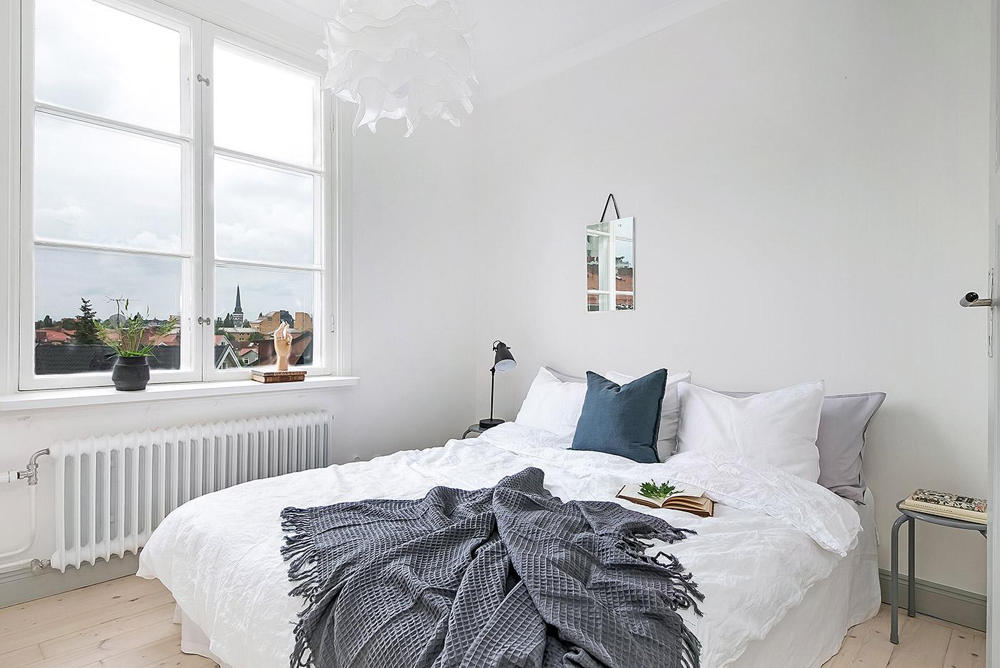 Krutkallarbacken-sovrum