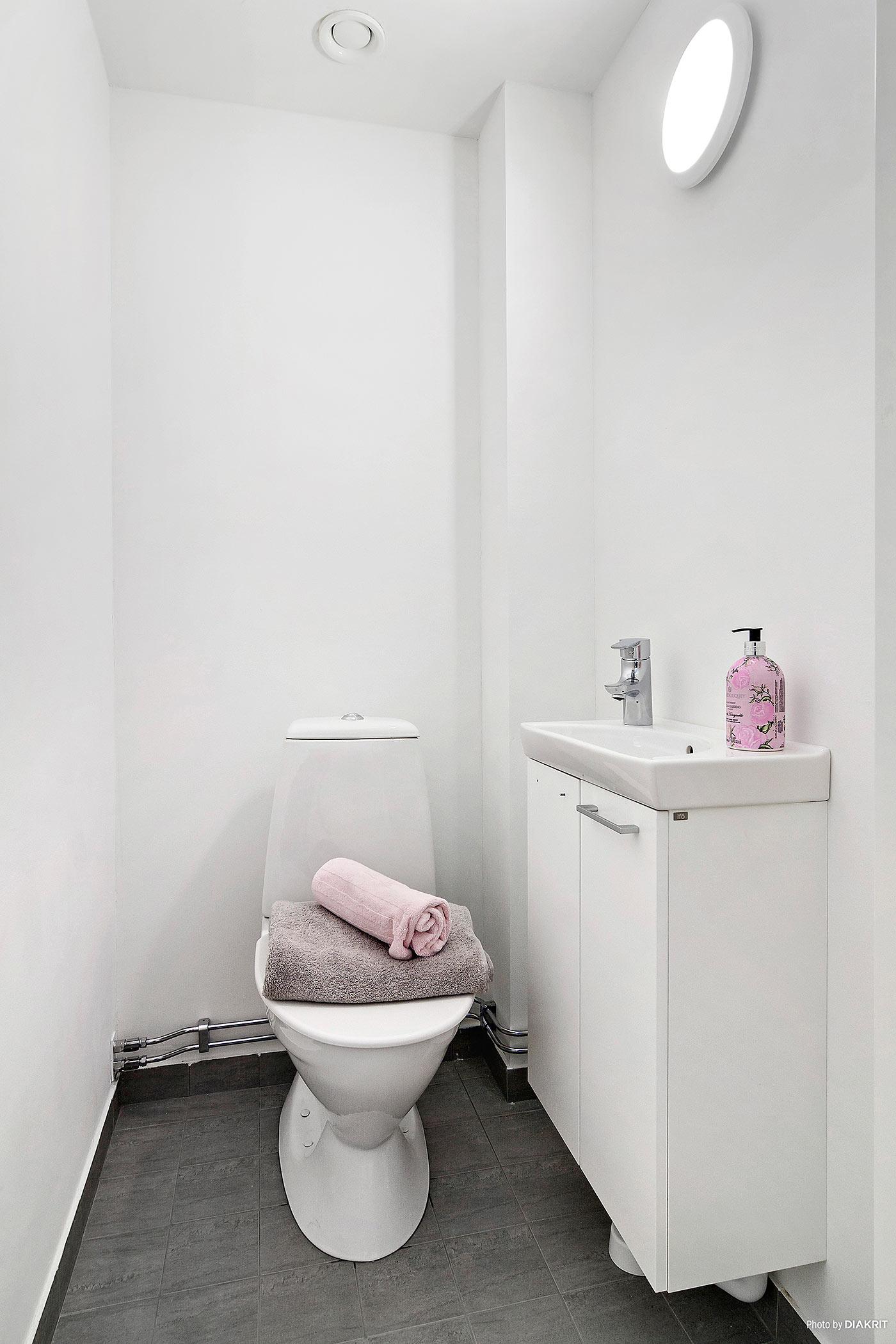 Maskinisten-toalett