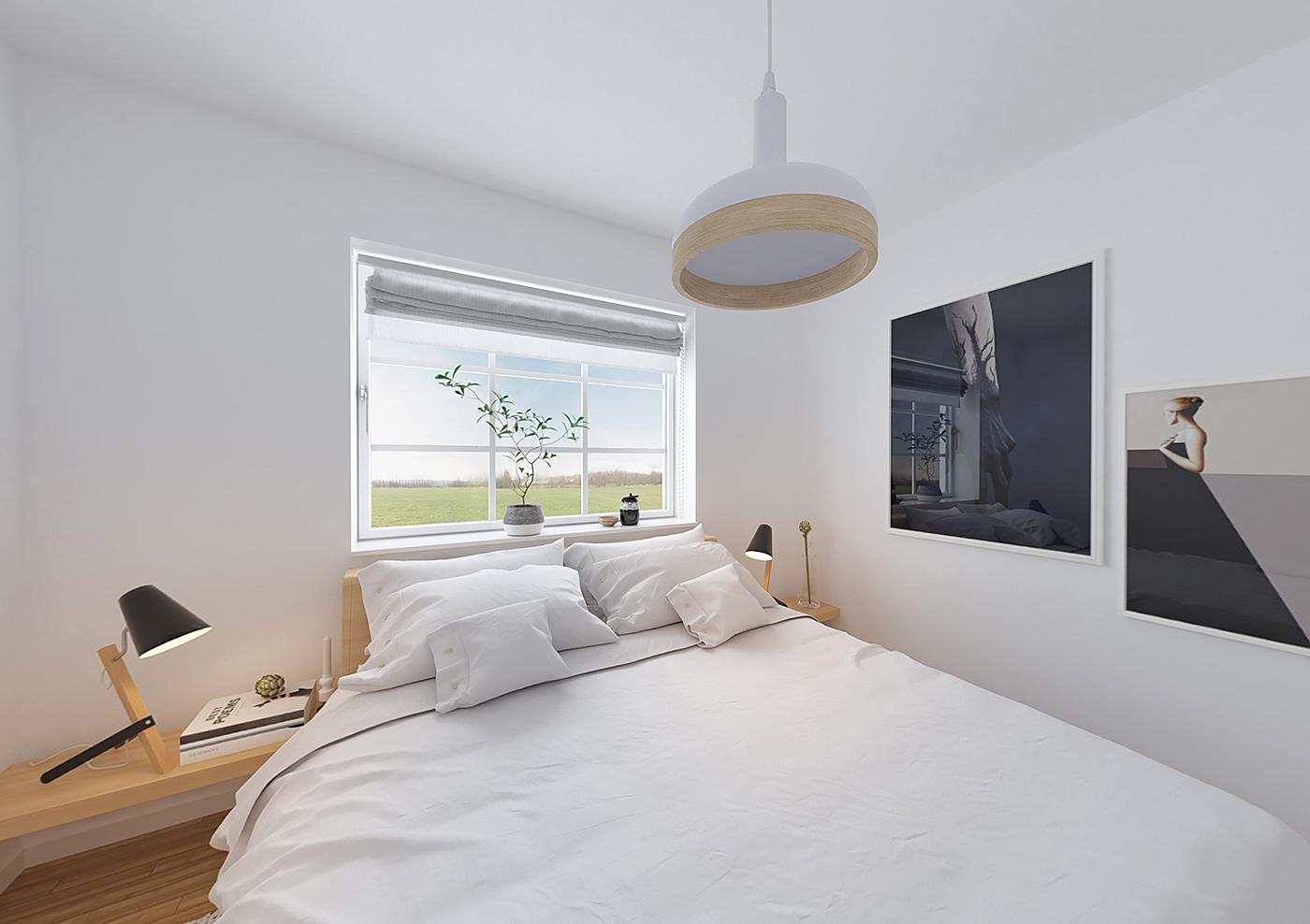 Stafettpinnen-sovrum